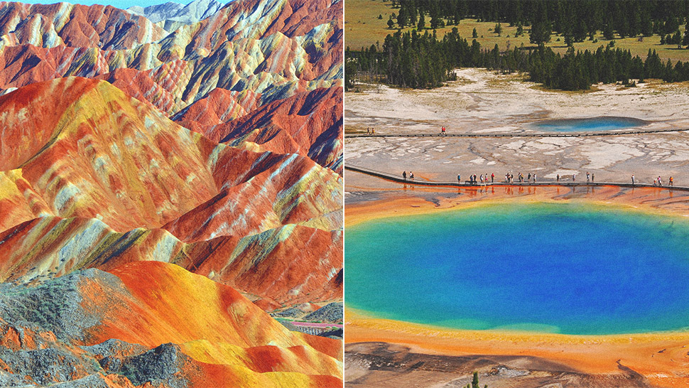 10 Unbelievable Natural Wonders that Actually Exist