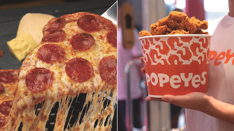 You Can Now Have Landers Central, Kuya J, and Popeyes Delivered to Your Doorstep