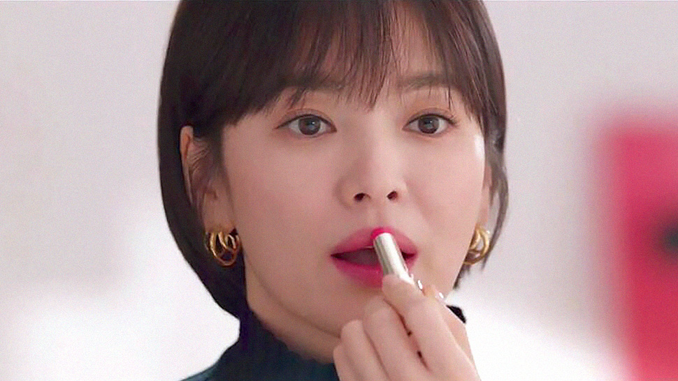 "This Is The Exact Lipstick Song Hye-kyo Wore In Her K-drama ""encounter"""