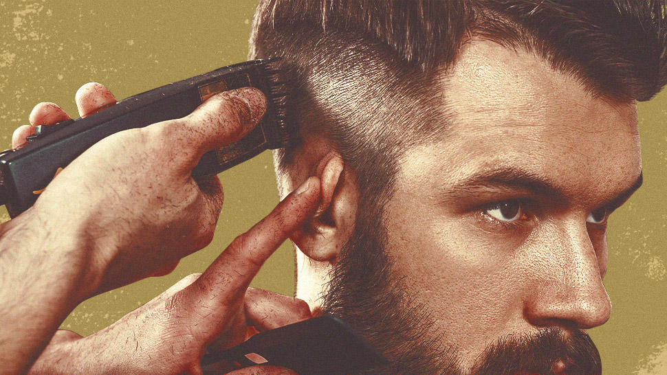How to Give a Men's Haircut at Home, According to a Hairstylist