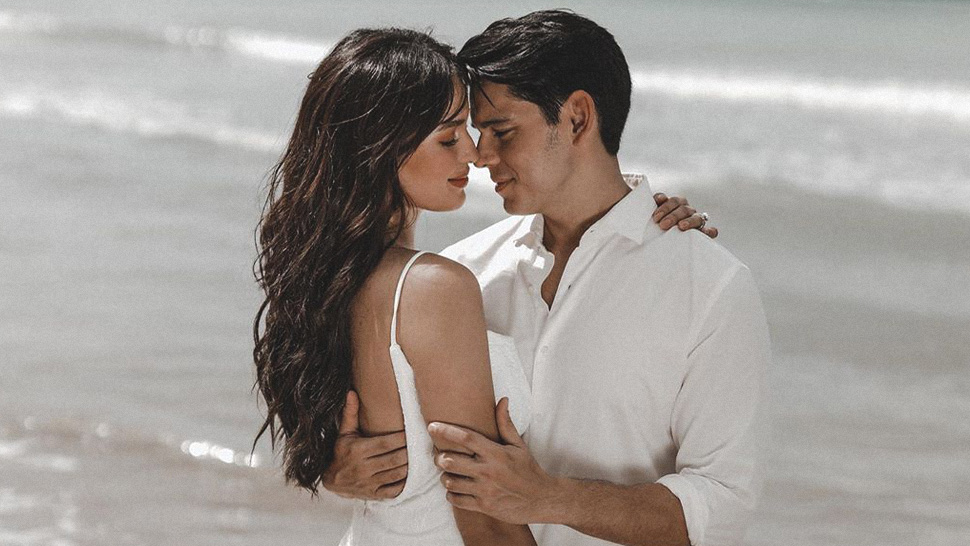 Sarah Lahbati Opens Up About Having To Cancel Their Dream Fairytale Wedding