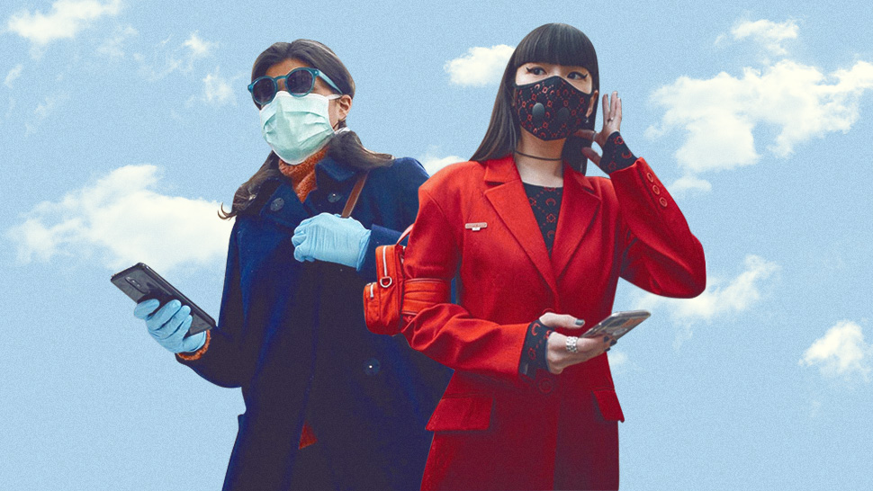 What Should You Wear Outside To Protect Yourself From Coronavirus?