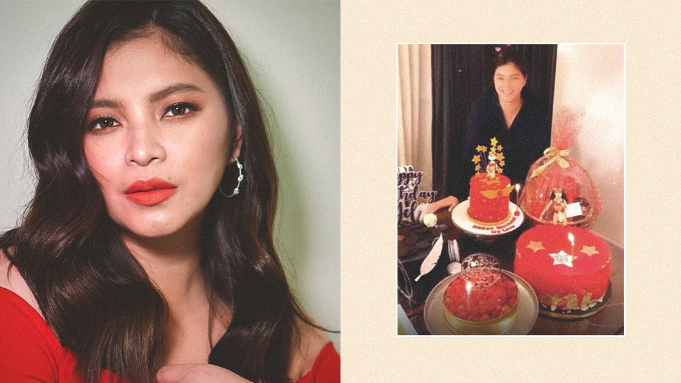 Angel Locsin Celebrated Her Birthday With a Darna-Themed Party