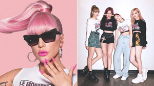 This Is Not A Drill: Blackpink Is Featured On Lady Gaga's New Album