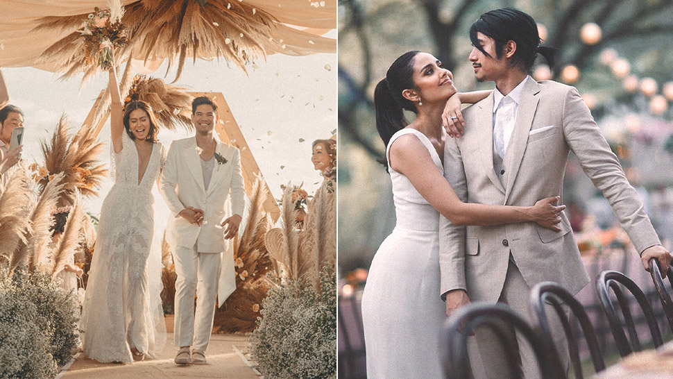 5 Celebrity Weddings To Pin On Your Wedding Board