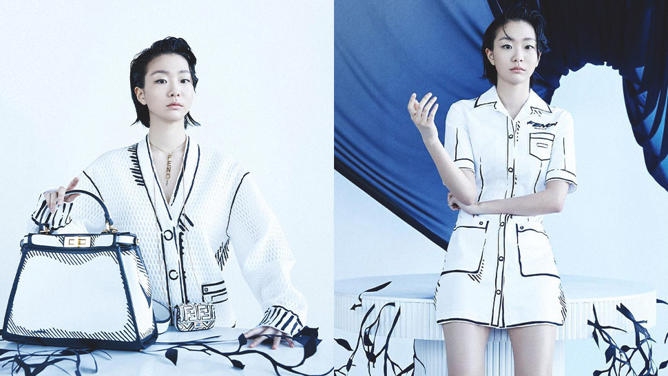 Kim Da Mi's New Fashion Editorial Reminds Us Of A Certain K-drama