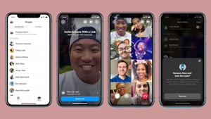 Facebook's New Group Video Call Feature Can Have Up To 50 People