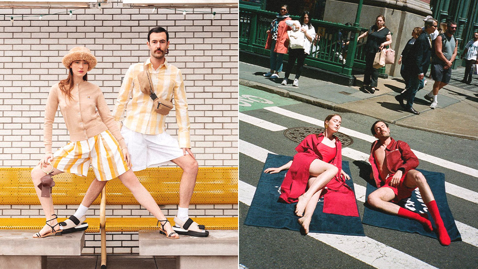 This Couple Will Inspire You to Wear Matching OOTDs with Your Boyfriend