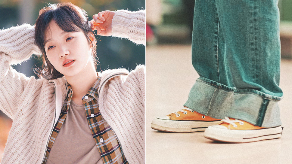 "All The Converse Sneakers Kim Go Eun Wore In ""the King: Eternal Monarch"" So Far"