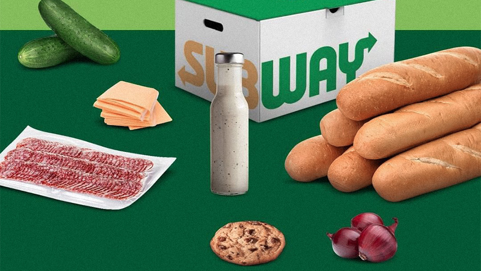 You Can Get Breads, Meats, And More From Subway Delivered