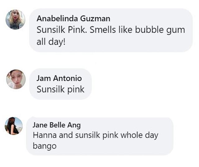 best-smelling shampoo