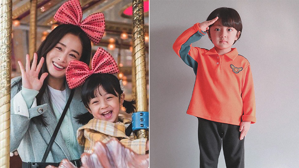 "Meet The Talented Child Actor Who Played Kim Tae Hee's Daughter In ""hi Bye, Mama"""