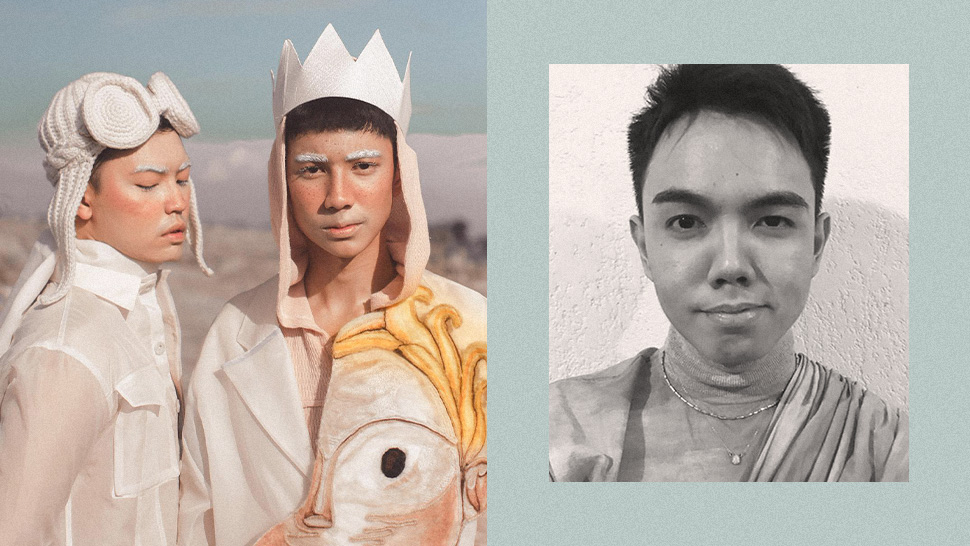 This Filipino Designer Is a Semi-Finalist in the World's Biggest Sustainable Fashion Competition