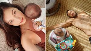 Solenn Heussaff Shares First Official Photos Of Her Daughter