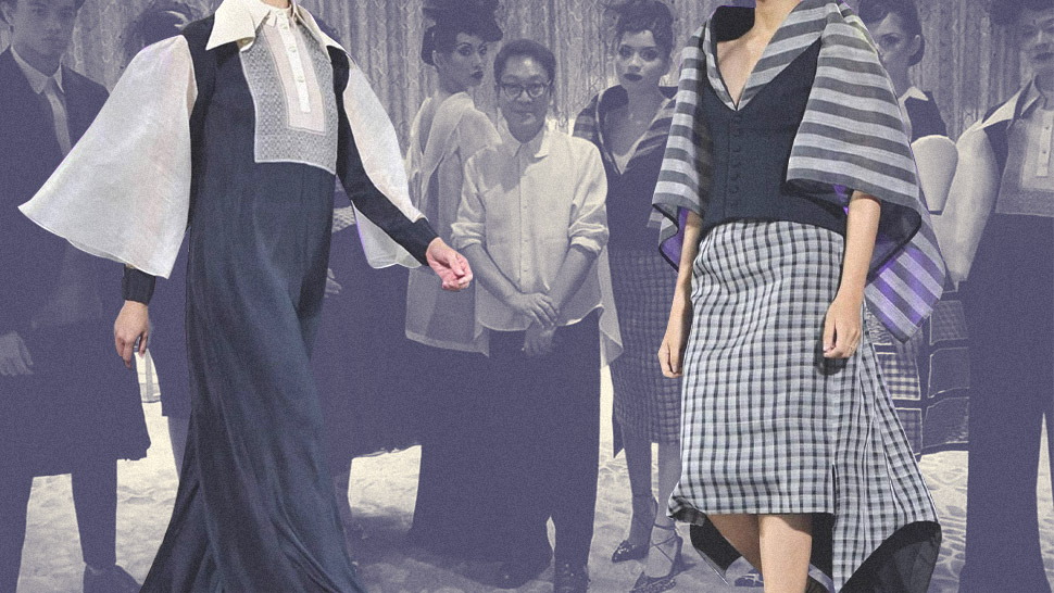 Fashion Designer Jojie Lloren to Auction Off Some of His Pieces for Charity
