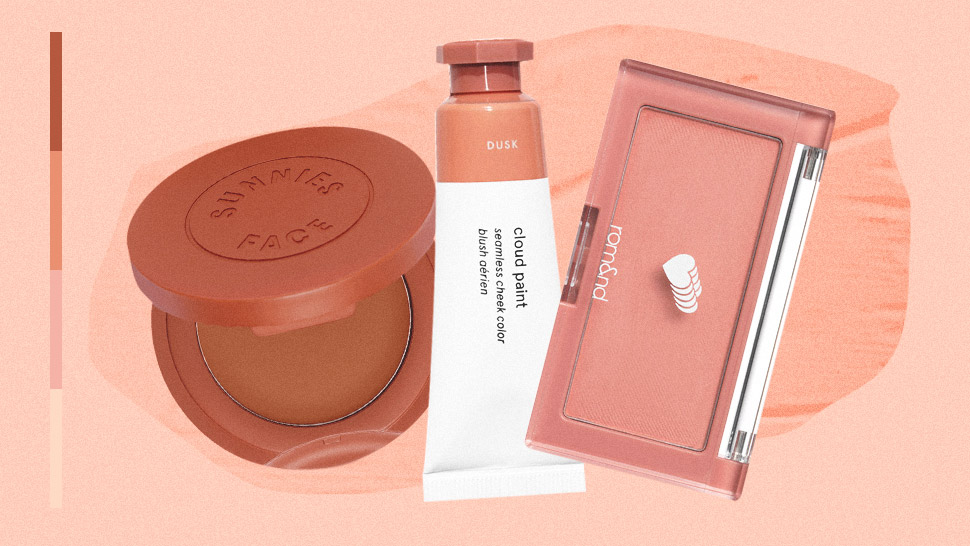 7 Neutral Blushes To Try For A Natural, Sunkissed Flush