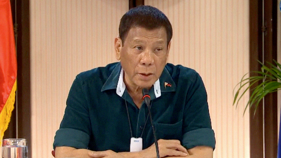 The President Is Offering P30,000 Reward for Exposing Corrupt Government Officials