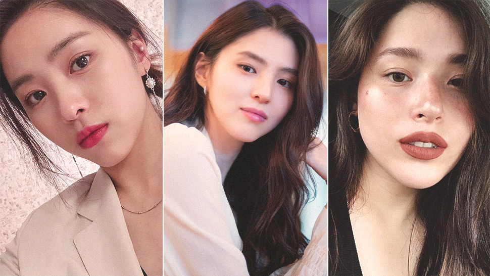 "The Internet Thinks These Celebrities Look Like Han So Hee From ""a World Of Married Couple"""