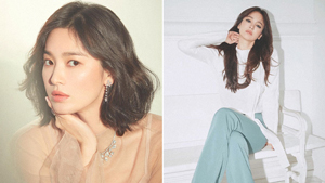 Here's How You Can Copy Song Hye Kyo's Best Beauty Looks