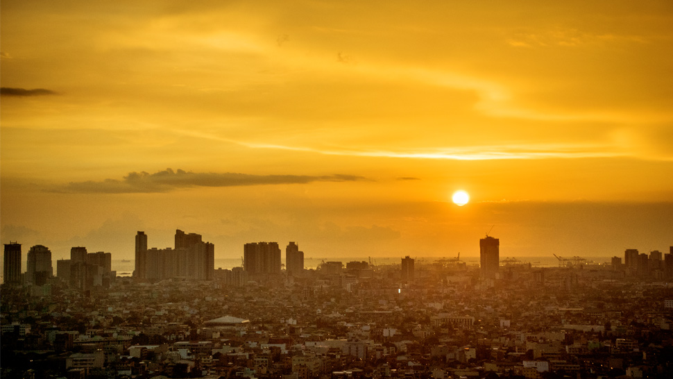 Are We in Hell? Metro Manila Heat Index Hits 44°C