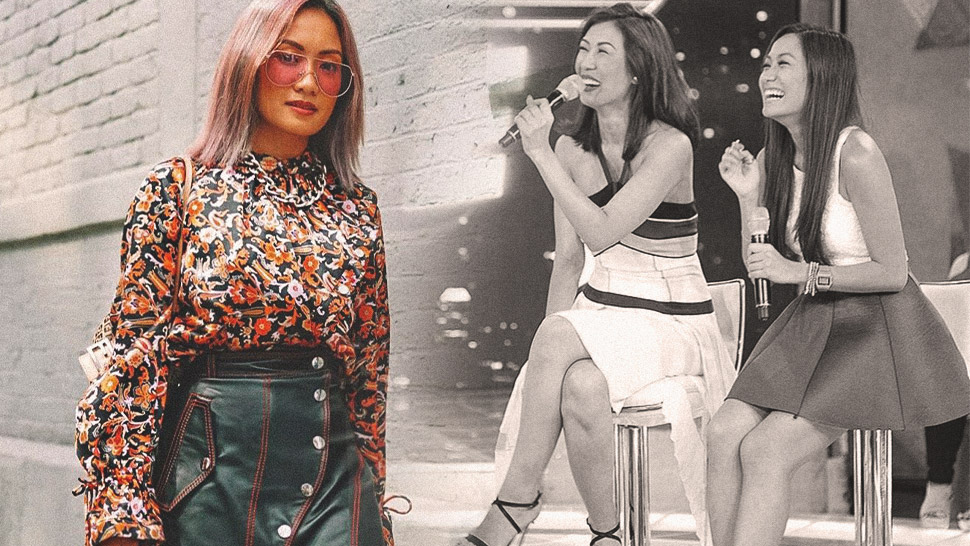 "Laureen Uy's Latest Instagram Post Suddenly Reminded Us Of Her ""artista"" Days"