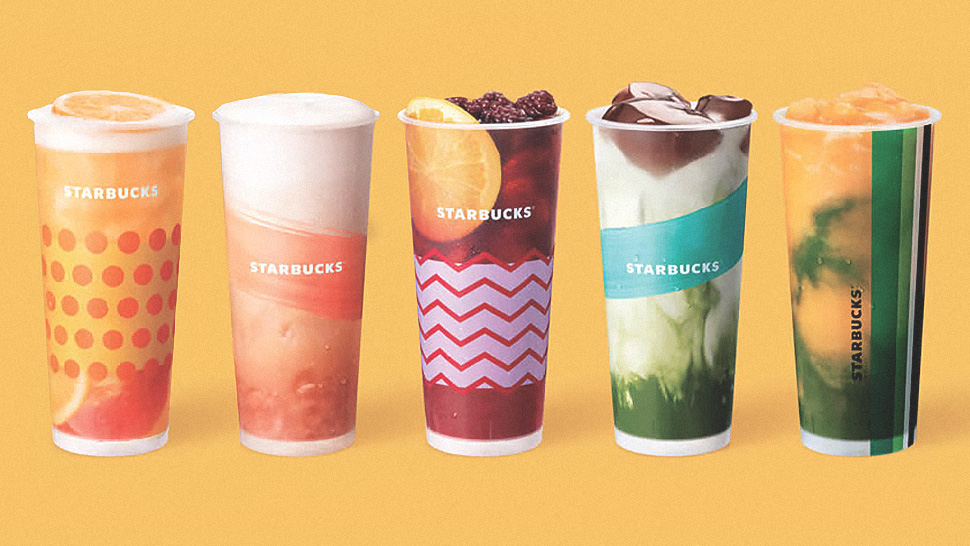 Starbucks Released New Drinks Available For Delivery And They're Perfect For Summer
