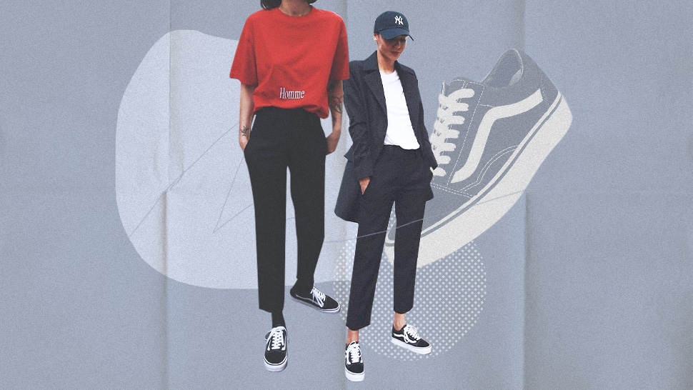 15 Cool Ootd Ideas That You Can Wear With Your Favorite Pair Of Vans