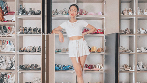 Camille Co's New Shoe Closet Is So Pinterest-worthy And We Want Our Own