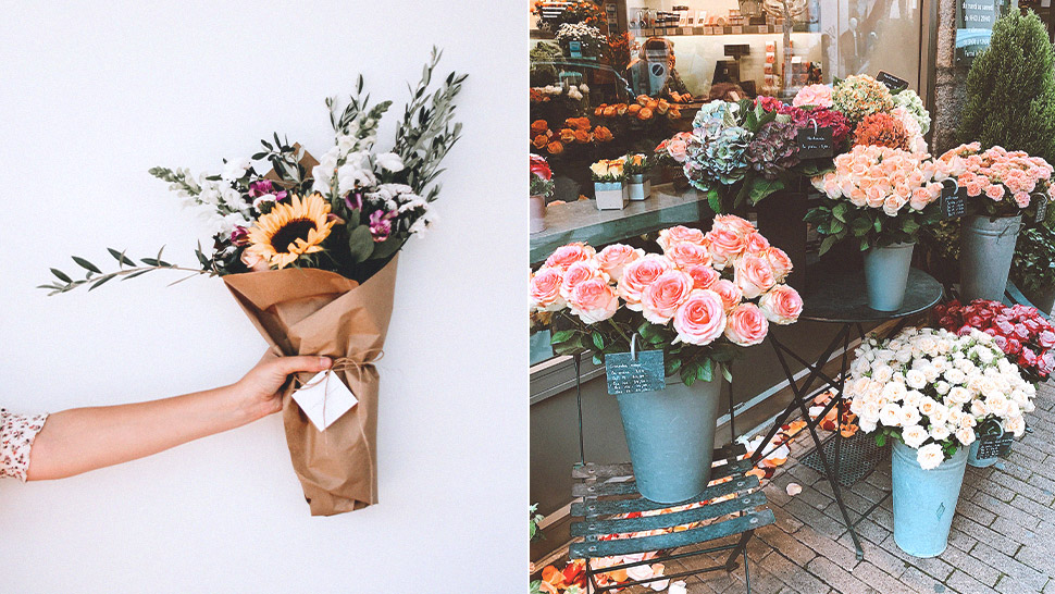 10 Flower Shops That Make Home Deliveries For Mother's Day