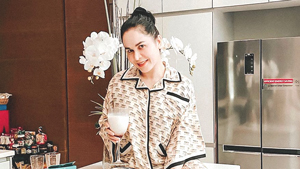 Jinkee Pacquiao's Designer Pambahay Look Costs Approximately P242,700