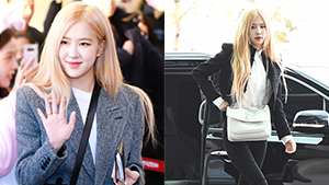 The Exact Designer Bags Rosé Of Blackpink Is Always Wearing In Her Ootds