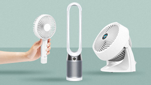 Since We're In Hell: All The Electric Fans You Can Shop Right Now