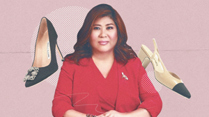 The Internet Is Going Crazy Over Jessica Soho's Designer Shoe Collection