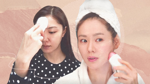 Crash Landing On You's Son Ye Jin And Seo Ji Hye Both Swear By The Same Beauty Secret