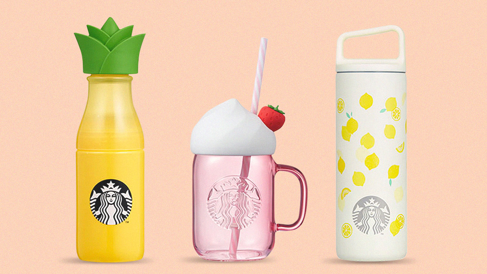 Starbucks' New Tumbler Collection Will Surely Brighten Up Your Day