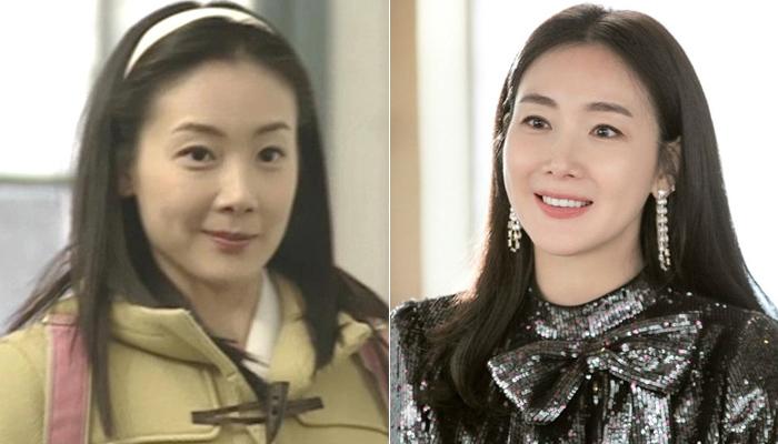 korean leading lady choi ji woo