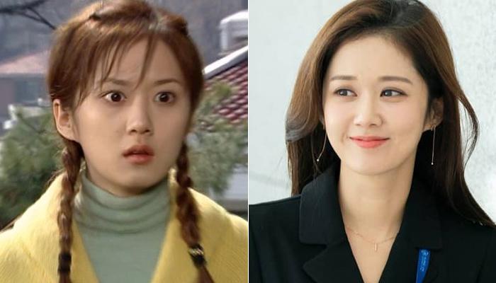korean leading lady jang na ra