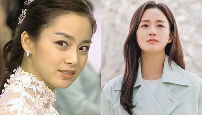 korean leading lady kim tae hee