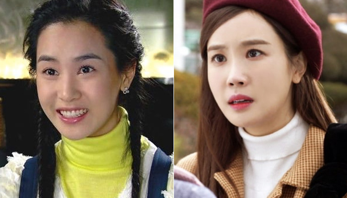 korean leading lady lee da hae