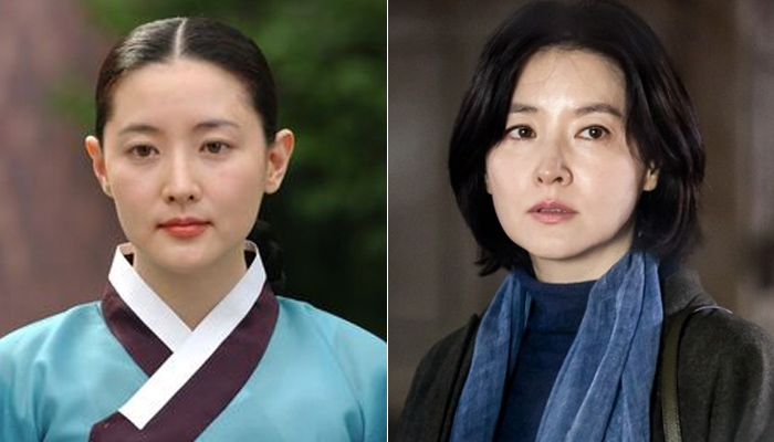 korean leading lady lee young ae