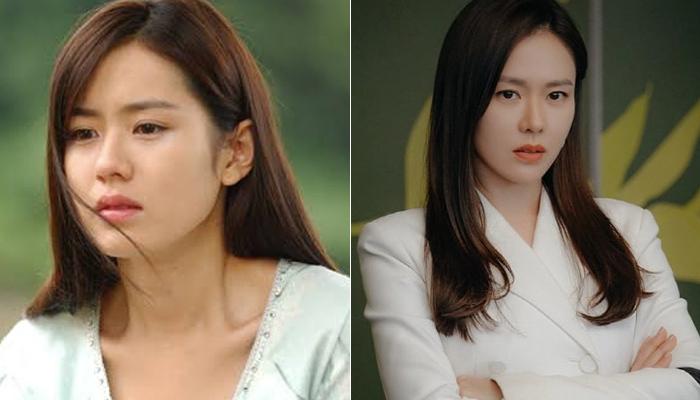 korean leading lady son ye jin