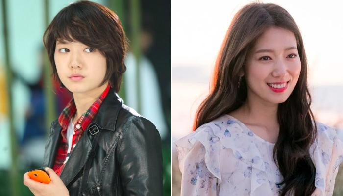 korean leading lady park shin hye