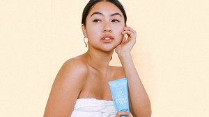 This Is The Facial Wash That Rei Germar Swears By