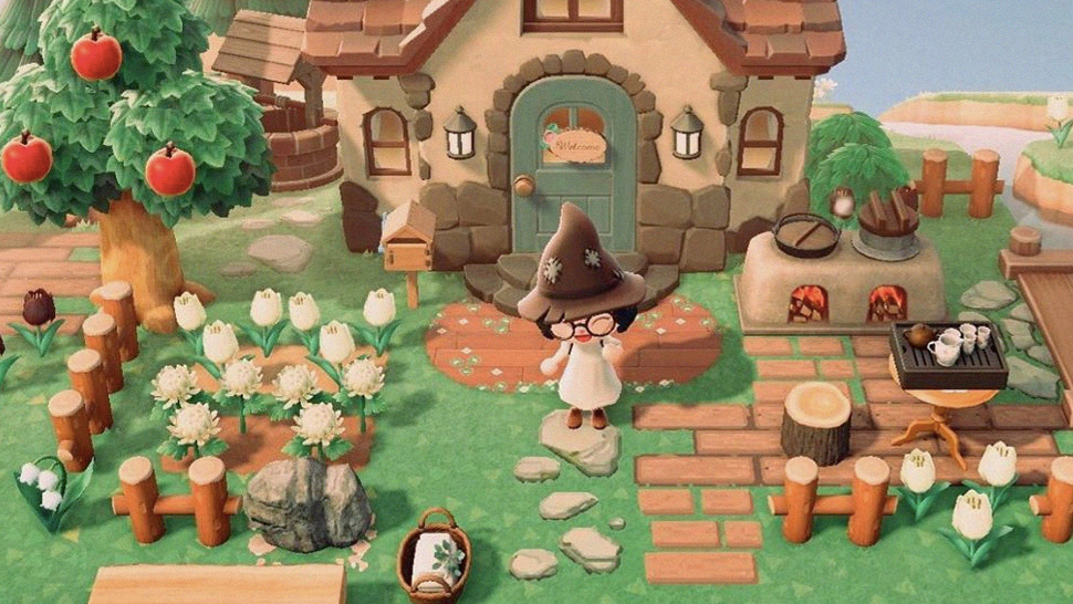 Fyi, You Can Now Get Paid To Be An Interior Designer For Animal Crossing