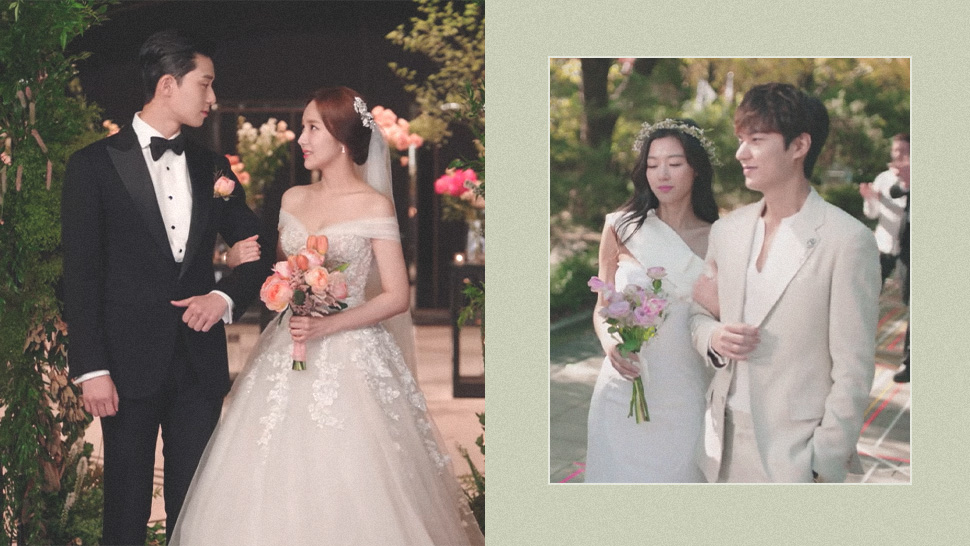 10 Best Wedding Dresses We Spotted in K-Dramas