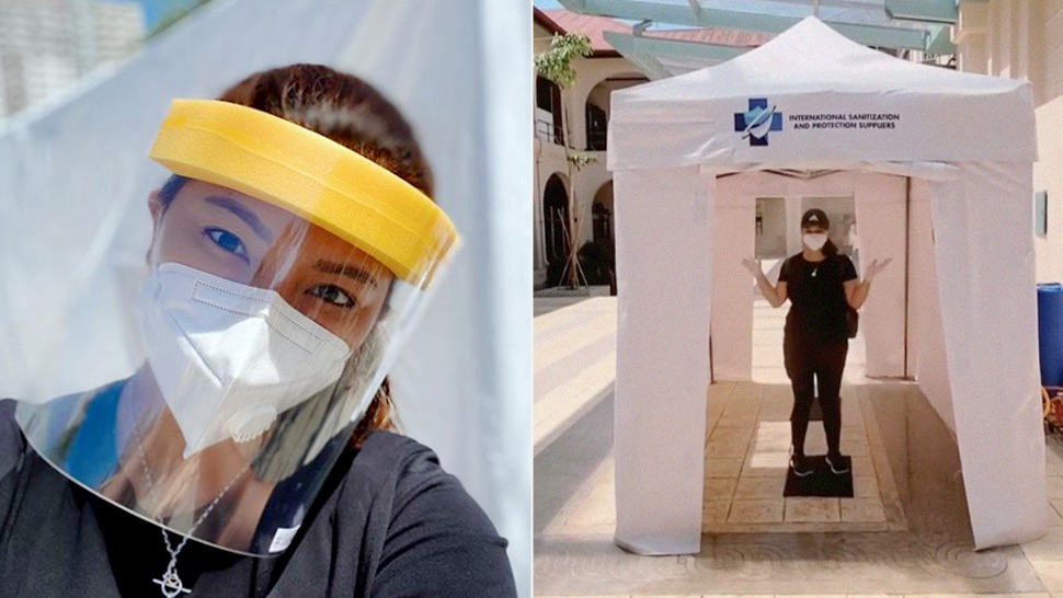 Angel Locsin Is Raising Funds To Help With Mass Testing In The Philippines