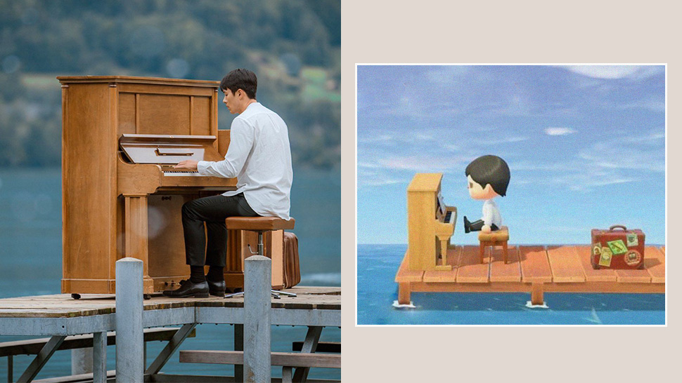 This Netizen Recreated Her Favorite K-dramas In Animal Crossing