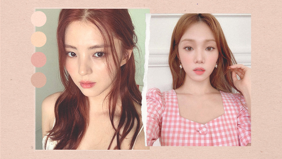 The Best Hair Color For Your Skin Tone, According To A Korean Hairstylist