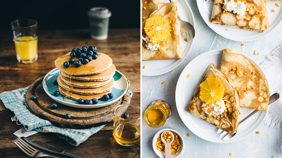 10 Different Pancakes That Will Take You Around the World