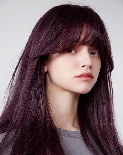 korean hair color ideas